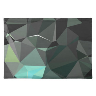 Modern Abstract Geometric Pattern - Awe Cathedral Placemat