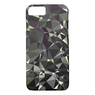 Modern Abstract Geometric Pattern - Deep Power Case-Mate iPhone Case