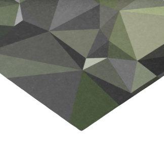 Modern Abstract Geometric Pattern - Galaxy Cat Tissue Paper