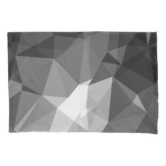 Modern Abstract Geometric Pattern - Knight Gable Pillowcase