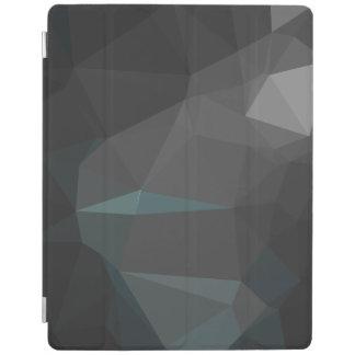 Modern Abstract Geometric Pattern - Moon Side iPad Smart Cover