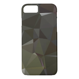 Modern Abstract Geometric Pattern - River Begins iPhone 8/7 Case