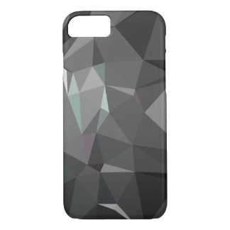 Modern Abstract Geometric Pattern - Stone Knight Case-Mate iPhone Case