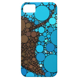 Modern Abstract Ocean Stingray Case For The iPhone 5