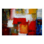 Modern Abstract Painting Art Prints Posters