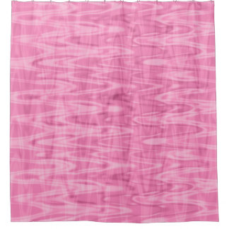 Modern Abstract Pattern Pink