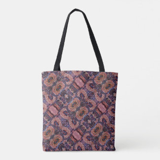 Modern Abstract Pattern Tote Bag