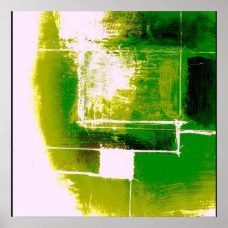 Modern Abstract Poster Original Modern Art Print