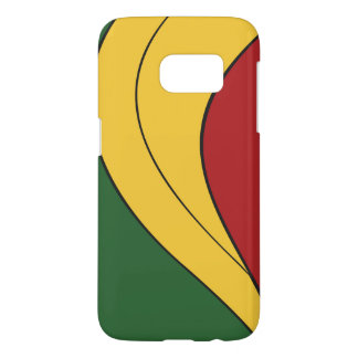 Modern Abstract Samsung Galaxy S7 Case