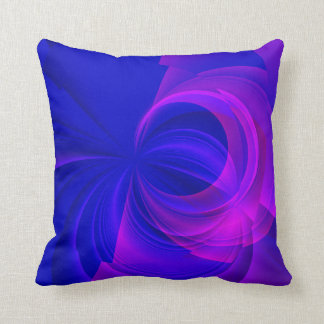 Modern Abstract Throw Pillow