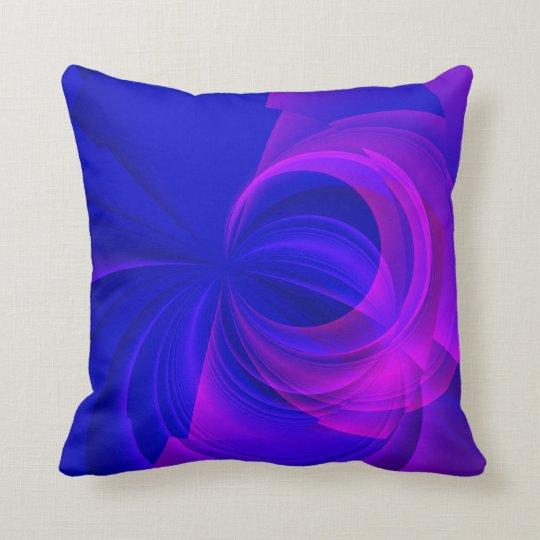 Modern Abstract Throw Pillow
