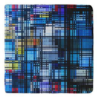 Modern Abstract Trivet