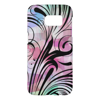 Modern Abstract Unique Design Samsung Galaxy S7 Case