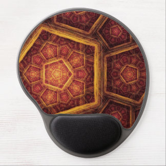 Modern Abstraction Gel Mouse Pad