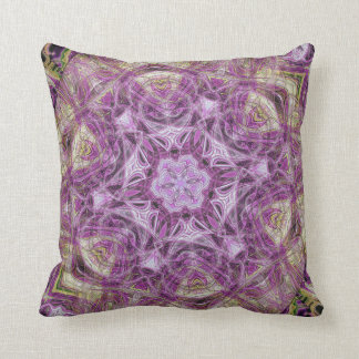 modern and abstract background throw pillow