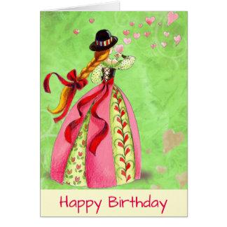 Modern and Chic Birthday Card