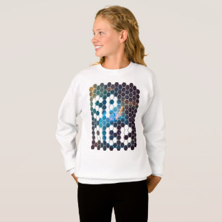 Modern and Futuristic Space Traveller Design Sweatshirt