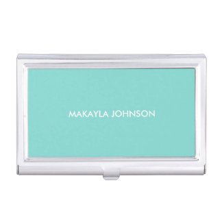 Modern and Minimal Professional Business Card Holder