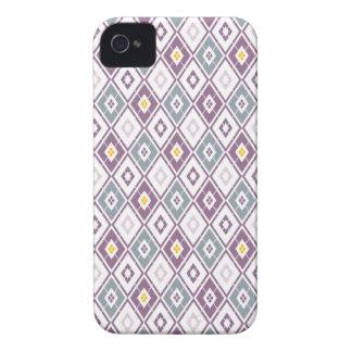 Modern Argyle Light Case-Mate iPhone 4 Cases