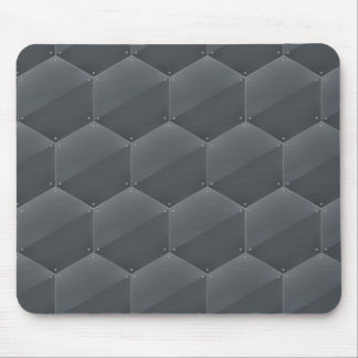 Modern Armor Pattern Mouse Pad
