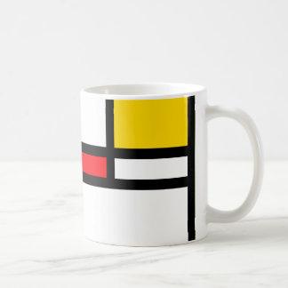 Modern Art Coffee Mug