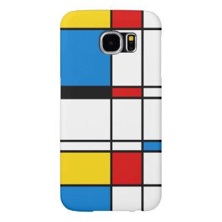 Modern Art Galaxy S6 Case