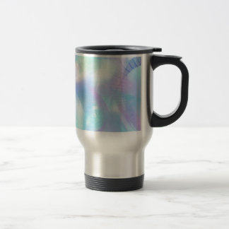 Modern Art Travel Mug