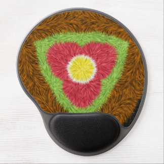 Modern art with many color gel mouse pads