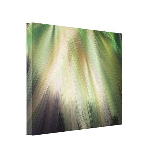Modern Art Wrapped Canvas Print