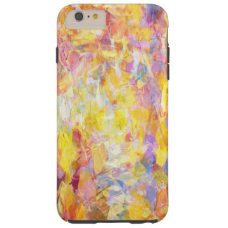 Modern Artistic Abstract Tough iPhone 6 Plus Case