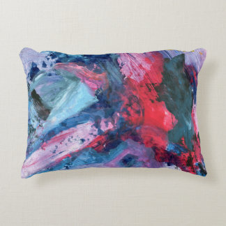 Modern Artistic and Colorful Pillow