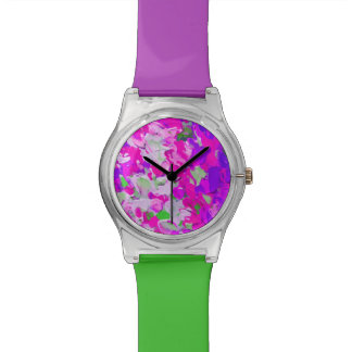 Modern Artsy Ladies Fashion Watches