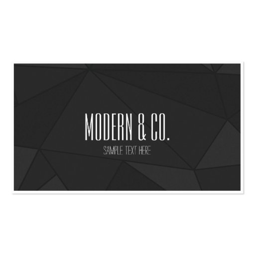 Modern & Attractive business card Business Card Template