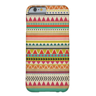 Modern Aztec Pattern iPhone 6 case Barely There iPhone 6 Case