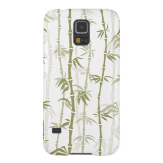 Modern Bamboo Trees Galaxy S5 Cover