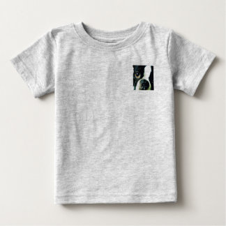 modern big Boston Terrier Baby T-Shirt