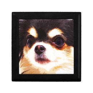 modern big Chihuahua Gift Box