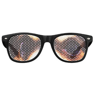 modern big Chihuahua Retro Sunglasses
