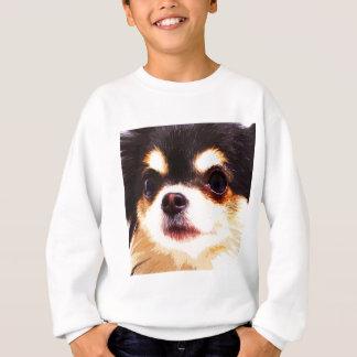 modern big Chihuahua Sweatshirt