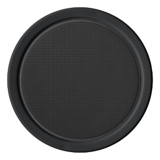 Modern Black Poker Chips