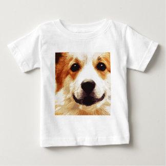modern blown Welsh Corgi Baby T-Shirt