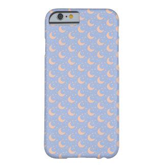 modern blue moon iphone case