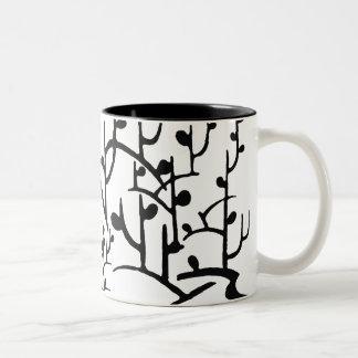 Modern Branches Mug