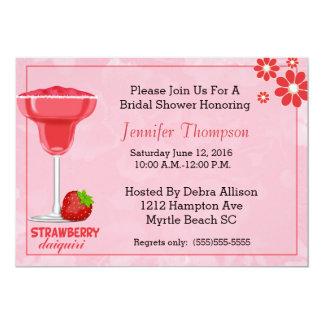 "Modern Bridal Shower Invitation 5"" X 7"" Invitation Card"