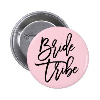 Modern Bride Tribe 2 Inch Round Button