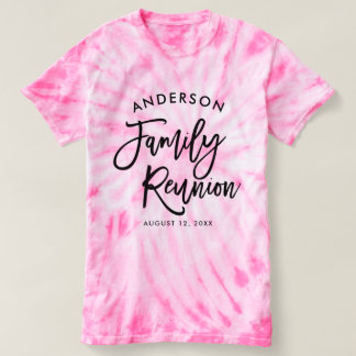 Modern Family Reunion T-Shirts & Shirt Designs | Zazzle.ca