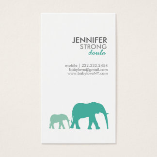 Modern Business Card | No. 16