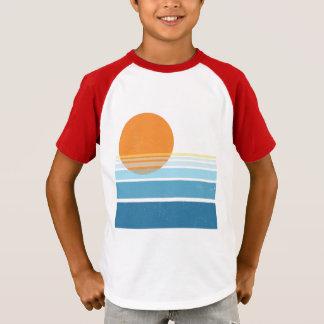 Modern California Sunrise T-Shirt