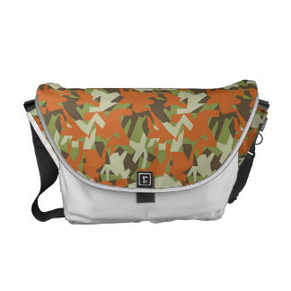 Modern Camouflage Courier Bags