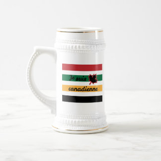 Modern Canadian Blanket (French Fem.) Stein